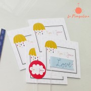 Baby Shower de Pipe y Joaco | Juego Pictionary Baby Shower personalizado